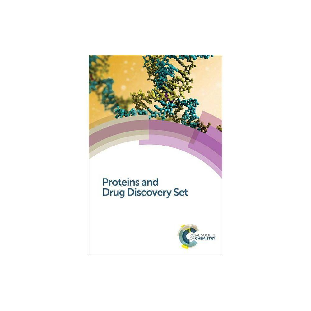 Proteins and Drug Discovery Set - (Hardcover)