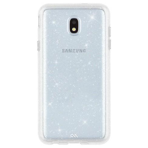 reputable site 01ba0 fd56a Case-Mate Samsung J7 Sheer Crystal Clear Case