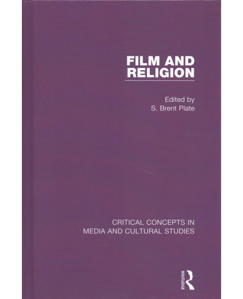 Film and Religion (Hardcover) - image 1 of 1
