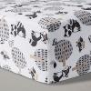 Bedtime Originals 3pc Little Rascals Crib Bedding Set - Cream - image 3 of 4