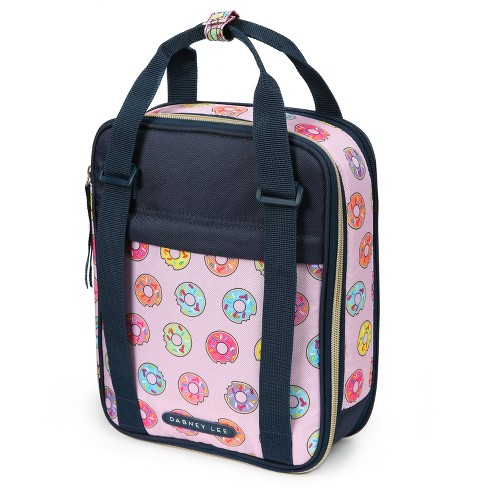 Arctic Zone Dabney Lee Expandable Lunch Bag - Donut - image 1 of 4