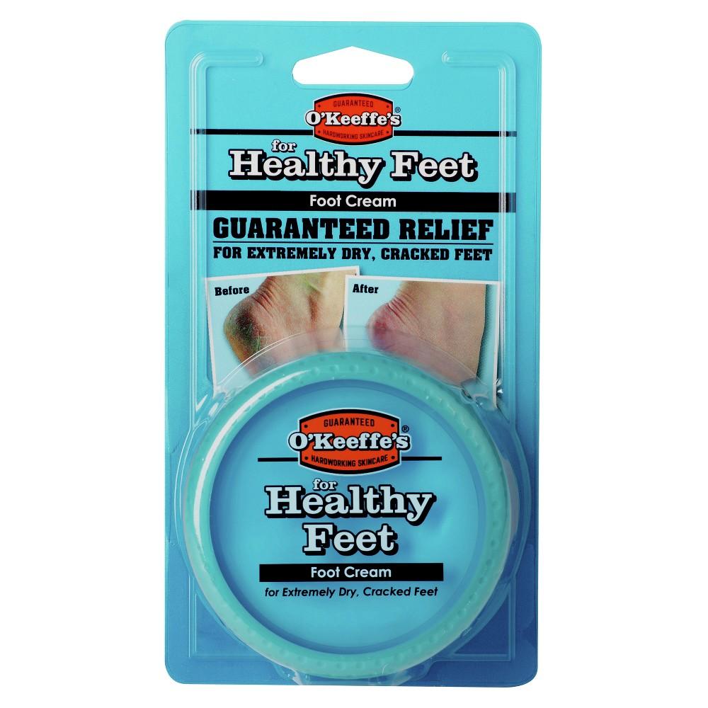 2.7oz O'Keeffe's Healthy Feet, Blue