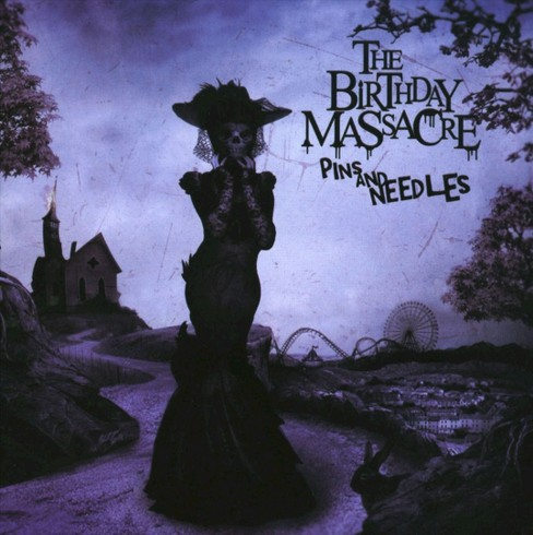 Birthday massacre - Pins and needles (CD) - image 1 of 1