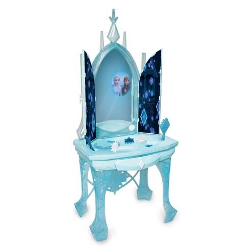 Disney Frozen 2 Elsa's Enchanted Ice Vanity - image 1 of 4