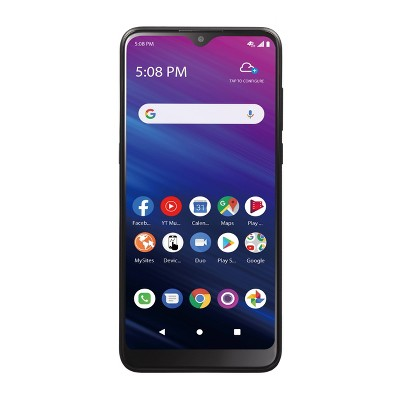 Total Wireless TCL A2X Prepaid Smartphone (32GB) –Blue