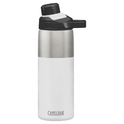 CamelBak Chute Mag 20oz Vacuum Insulated Stainless Steel Water Bottle - White