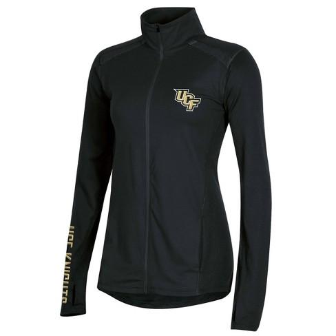 NCAA UCF Knights Women's Long Sleeve Zip-Up Jacket - image 1 of 2