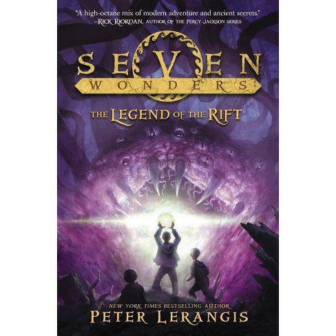 Seven Wonders Book 5: The Legend of the Rift - by  Peter Lerangis (Hardcover) - image 1 of 1