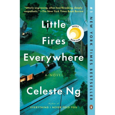 Little Fires Everywhere -  Reprint by Celeste Ng (Paperback) - image 1 of 1
