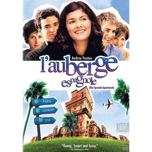 L'Auberge Espagnole (DVD) - image 1 of 1
