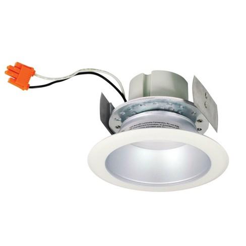 "Nora Lighting NLCBC-451D30 Cobalt 4"" LED 3000K Reflector Recessed Trim - image 1 of 1"