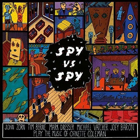 John Zorn - Spy Vs Spy (Vinyl) - image 1 of 1