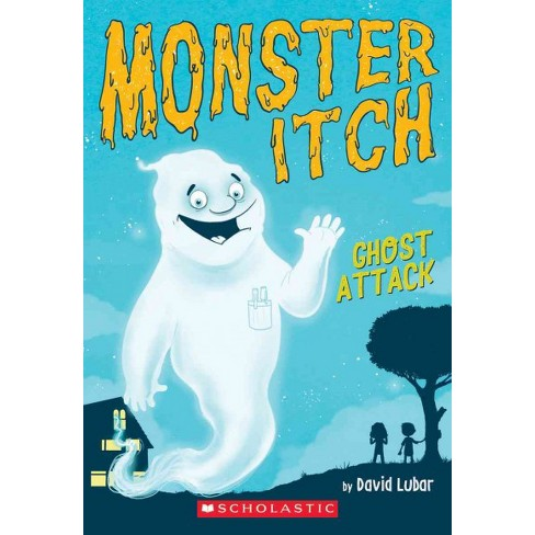 Ghost Attack (Monster Itch #1), Volume 1 - by  David Lubar (Paperback) - image 1 of 1