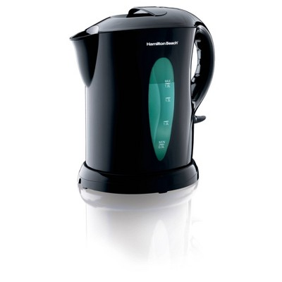 Hamilton Beach 1.7L Electric Kettle - Black