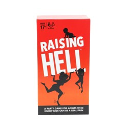 Raising Hell Card Game Adult Party Game