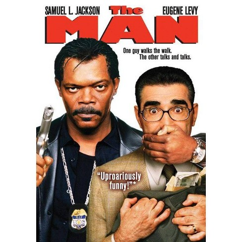 The Man (DVD) - image 1 of 1