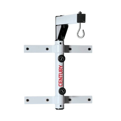 Century Martial Arts Wall Mount Heavy Bag Hanger - White - image 1 of 1