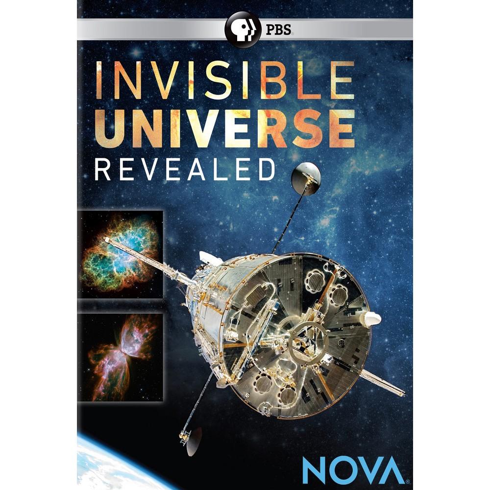 Nova:Invisible Universe (Dvd)