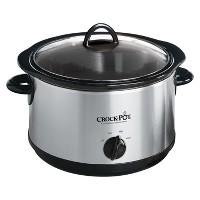 Deals on Crock-Pot 4.5qt Manual Slow Cooker SCR450-S