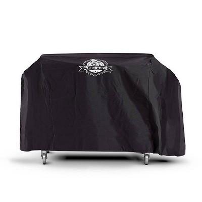 Pit Boss 4-Burner Standard Griddle Cover Black
