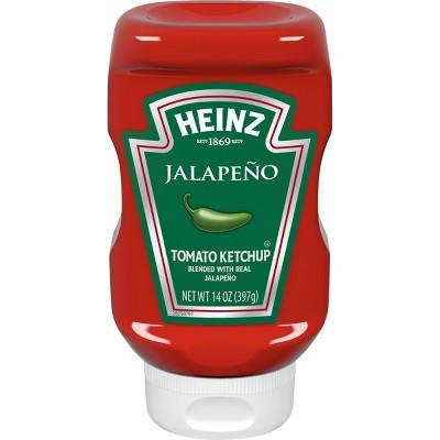 Ketchup: Heinz Jalapeno