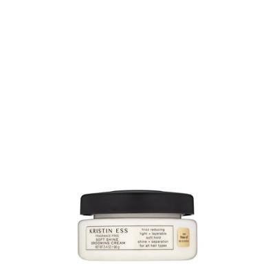 Kristin Ess Fragrance Free Soft Shine Grooming Cream - 3.4oz