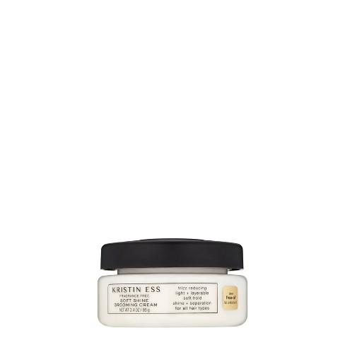 Kristin Ess Fragrance Free Soft Shine Grooming Cream - 3.4oz - image 1 of 3