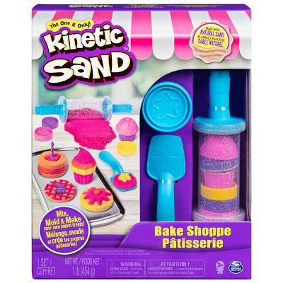 Kinetic Sand Bake Shoppe Ptisserie