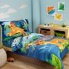 The Lion Guard Blue Bedding Set (Toddler) 4pc - image 3 of 4