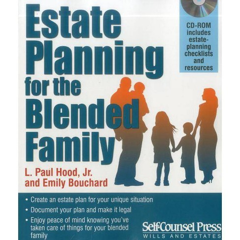 Estate Planning for the Blended Family - (Wills and Estates) by  L Paul Hood & Emily Bouchard - image 1 of 1