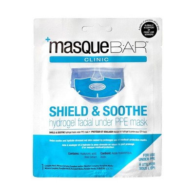 Masque Bar Shield and Soothe Mask - 1ct