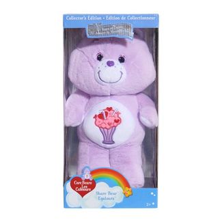 Care Bears Classic Plush - Share