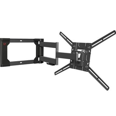 "Barkan Rotating Swivel Fold & Tilt Flat / Curved 40""-80"" TV Wall Mount"