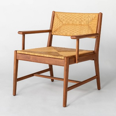 Sunnyvale Woven Accent Chair - Threshold™ designed with Studio McGee