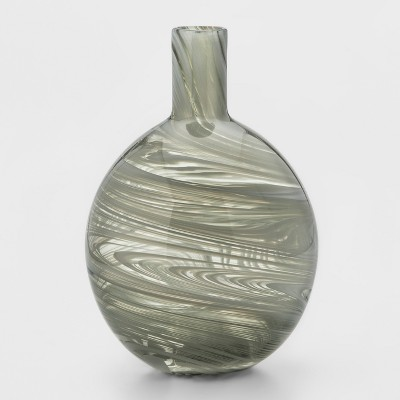 Vase Smoke Marble - Gray - Project 62™