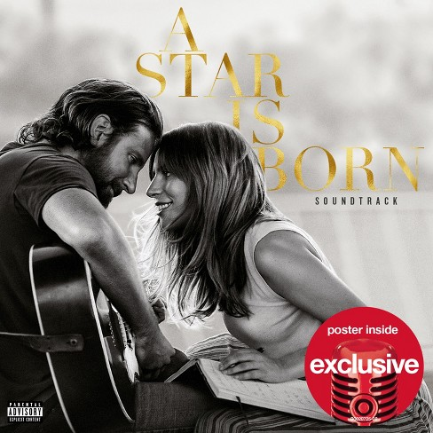 Lady Gaga & Bradley Cooper A Star Is Born (Original Motion Picture Soundtrack) (Target Exclusive) - image 1 of 1