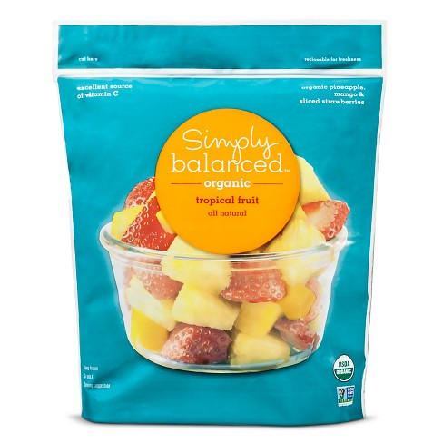 Organic Tropical Fruit - 48oz - Simply Balanced™ - image 1 of 1
