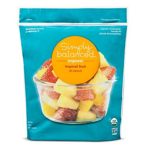 Organic Frozen Tropical Fruit - 48oz - Simply Balanced™ - image 1 of 1