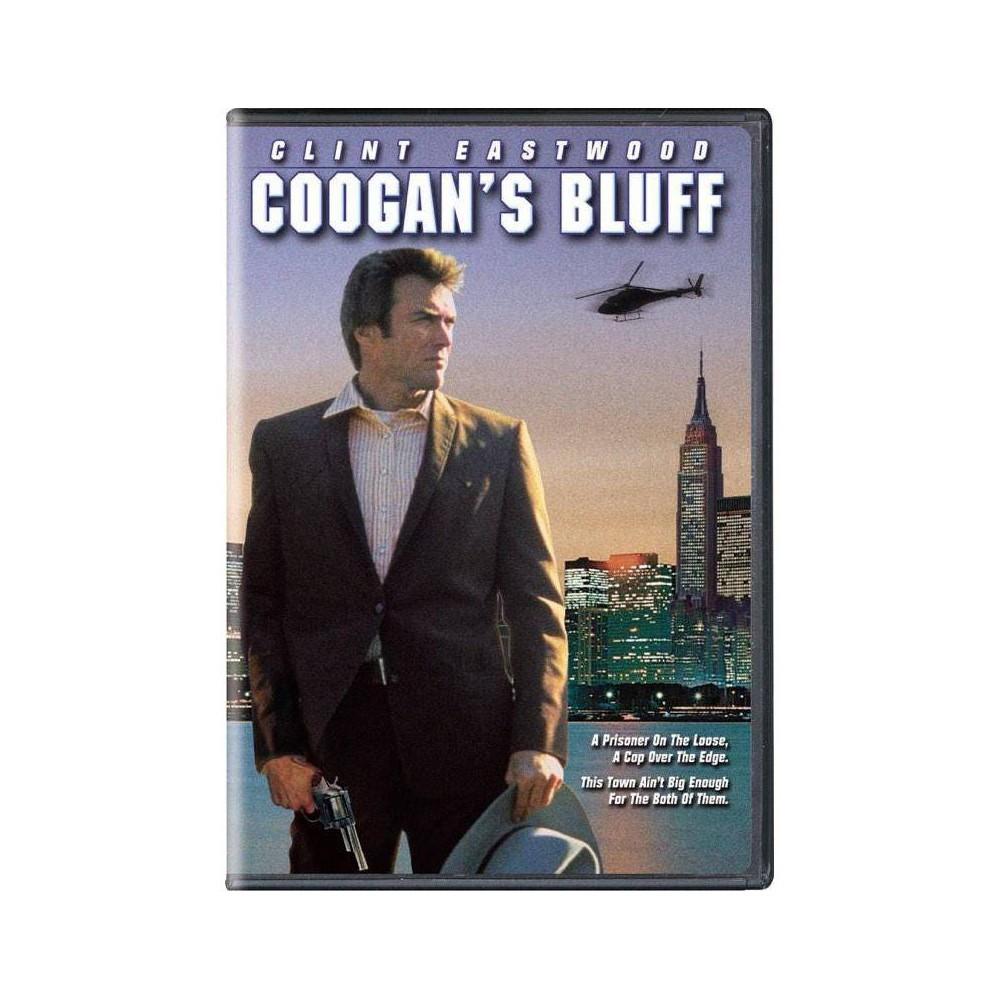 UPC 025192053528 product image for Coogan's Bluff (DVD)(2004) | upcitemdb.com