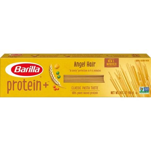 Barilla ProteinPLUS Multigrain Angel Hair Pasta - 14.5oz - image 1 of 4