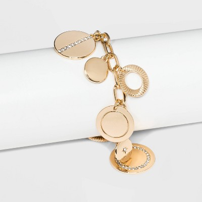 Charmy Chain Bracelet   A New Day Gold by A New Day Gold