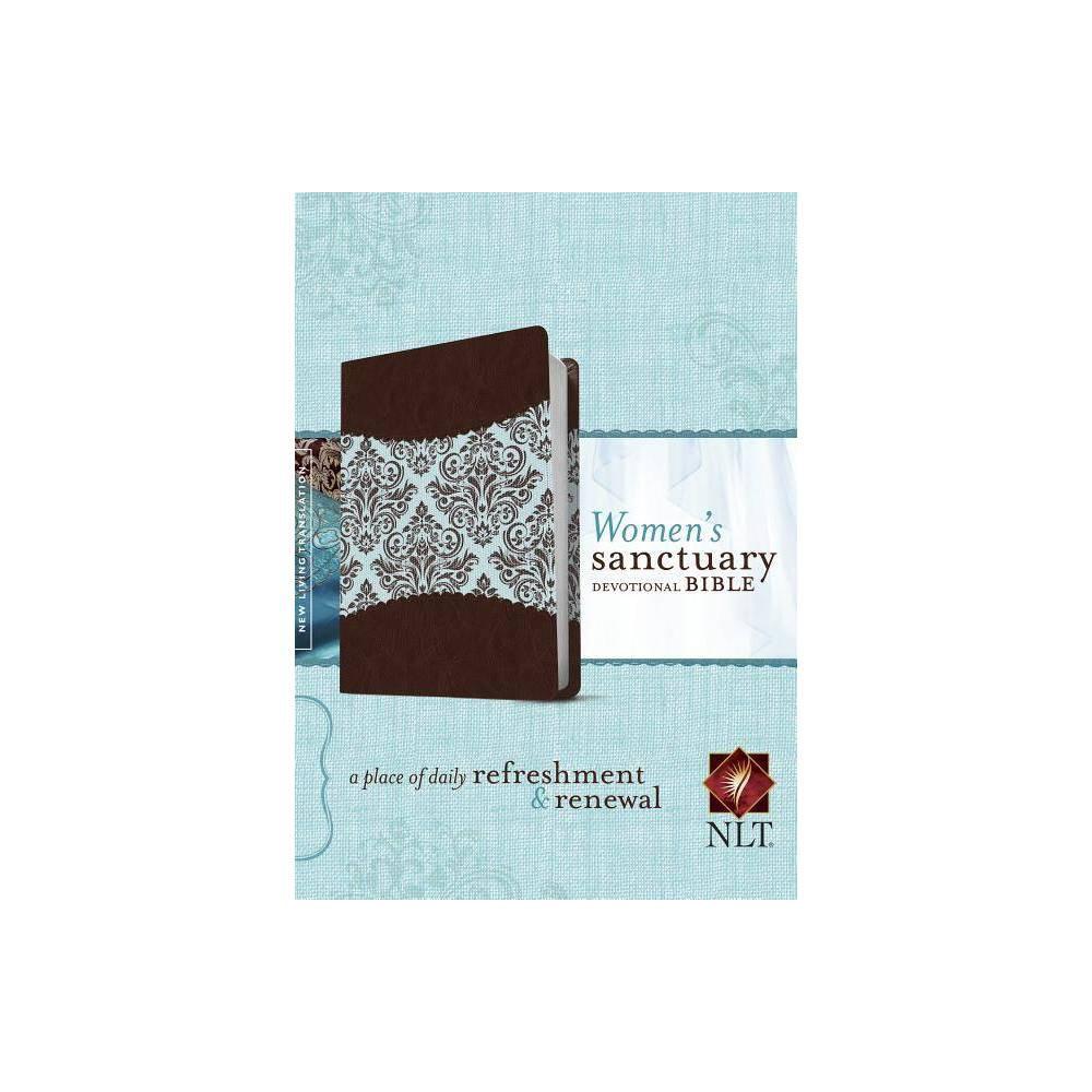 Women S Sanctuary Devotional Bible Nlt 2nd Edition Leather Bound
