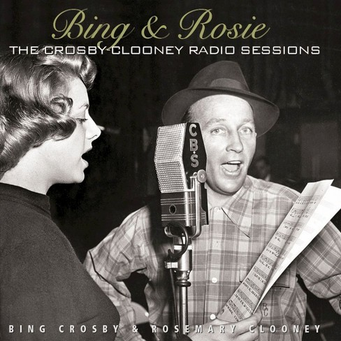 Bing crosby - Bing & rosie:Crosby clooney radio ses (CD) - image 1 of 1