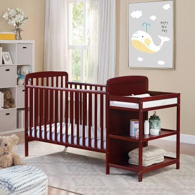 Suite Bebe Ramsey Crib Combo - Cherry