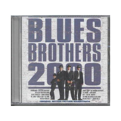 Various Artists Blues Brothers 2000 Original Motion Picture Soundtrack Cd Target