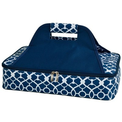 Picnic at Ascot Insulated Casserole Carrier to keep Food Hot or Cold