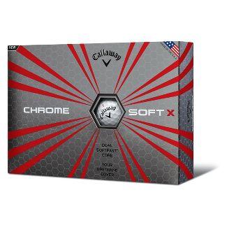 Callaway Chrome Soft X Golf Balls
