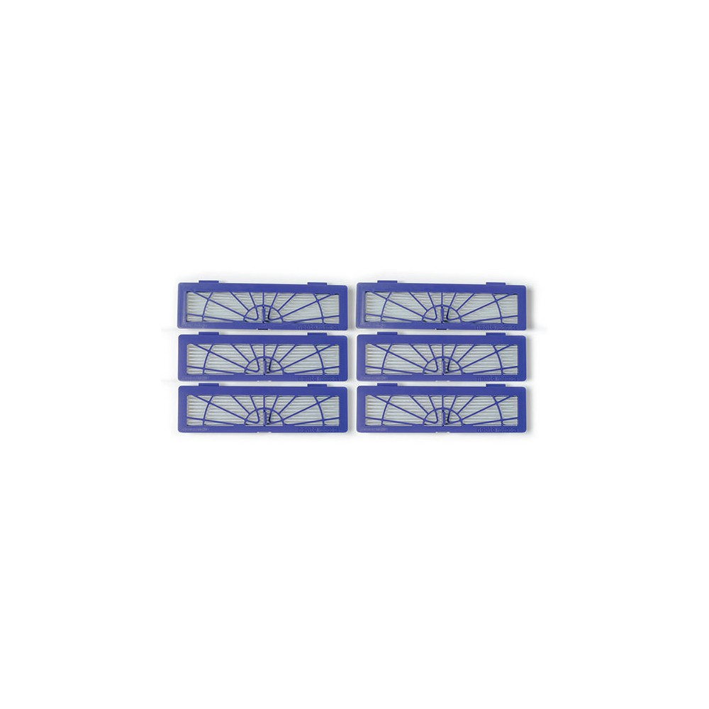 Image of Neato Botvac High Performance Filter - 6 Pack, Purple