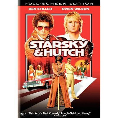 Starsky & Hutch (DVD)(2004)