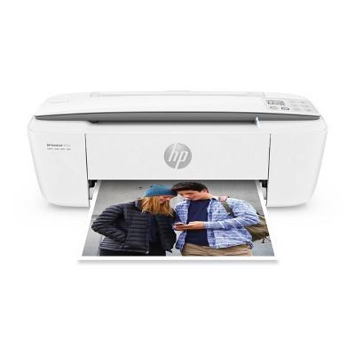HP DeskJet 3752 Wireless All-in-One Compact Printer - Light Gray